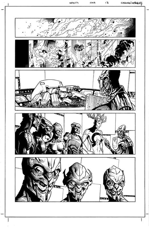 Infinity # 1 pg13