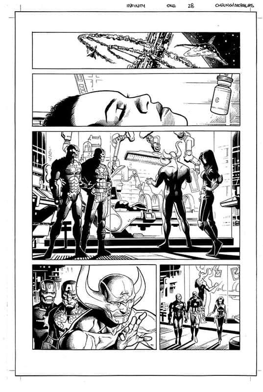 Infinity # 1 pg28