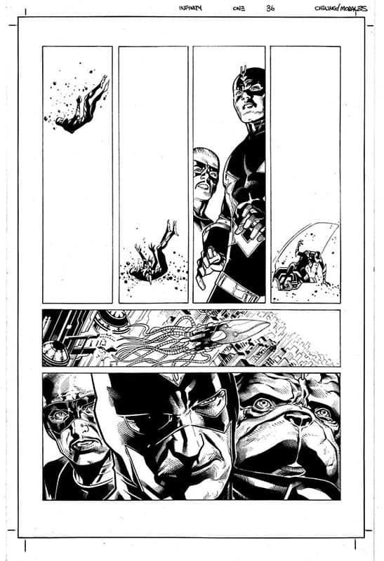 Infinity # 1 pg36