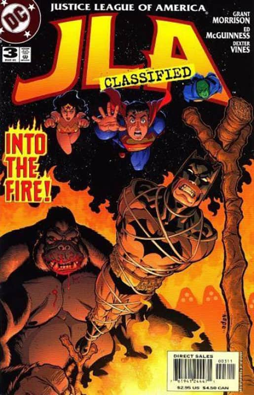 JLA CLASSIFIED #3