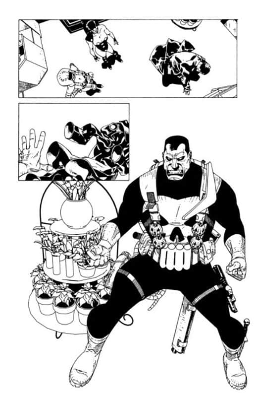 PUNISHER ANNUAL #1 PG10