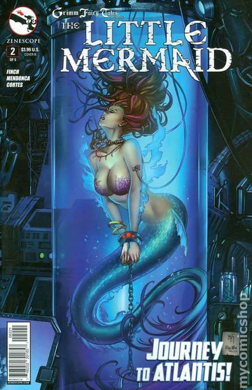 Little Mermaid # 2