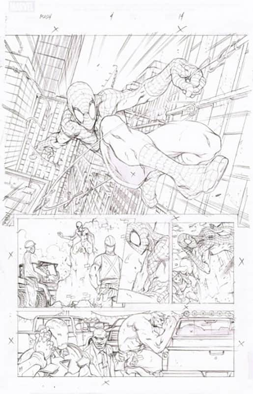 Marvel Adventures : Spiderman # 4 pg14