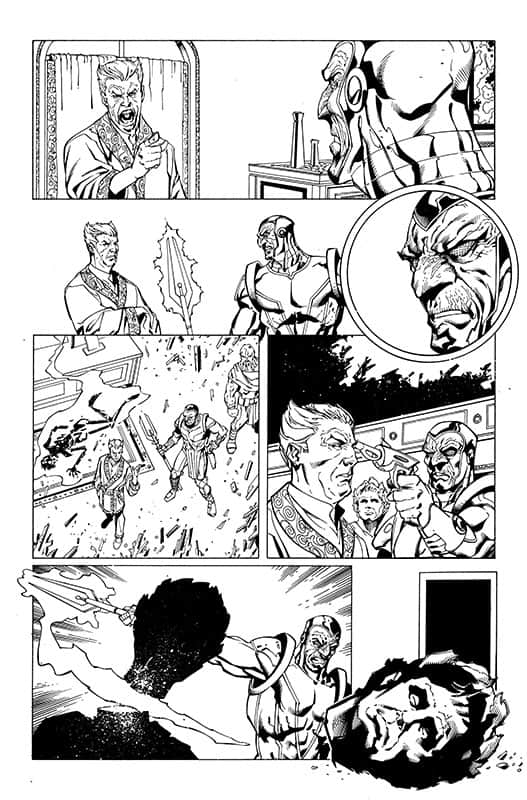 Legends of Tomorrow # 1 pg 9