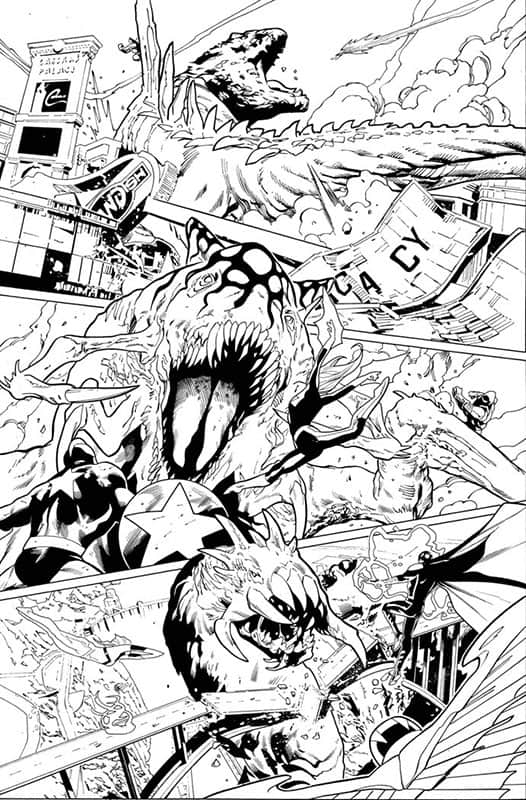 Monsters Unleashed # 2 pg 8