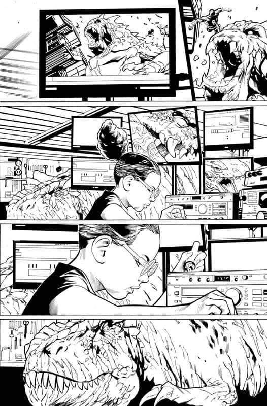 Monsters Unleashed # 2 pg10