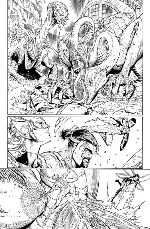 Monsters Unleashed # 1 pg 8