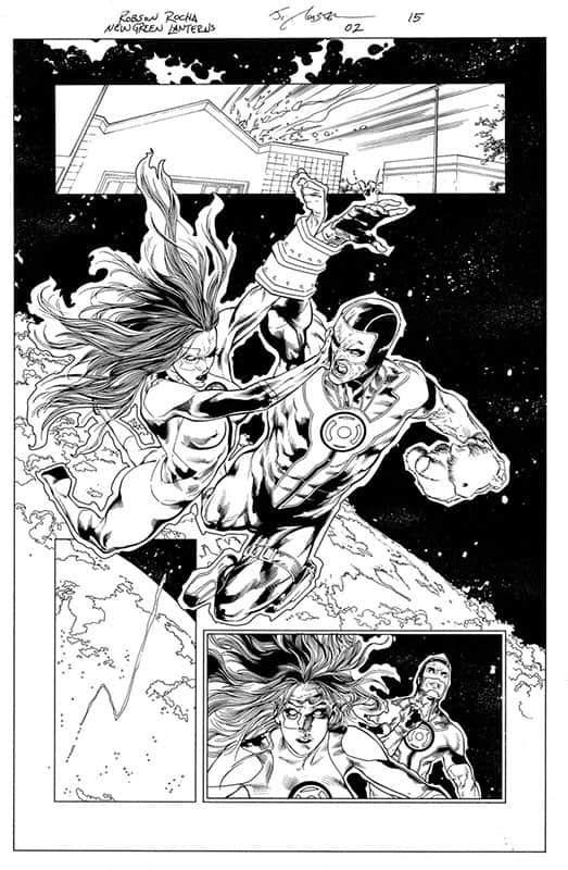 Green Lanterns # 2 pg15
