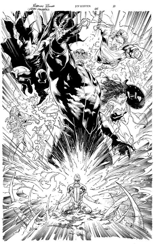 Green Lanterns # 5 pg10