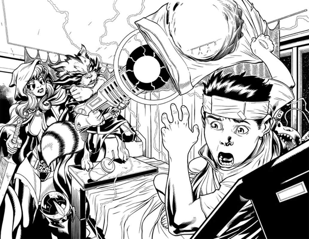 Nova # 2 pg 2 & 3