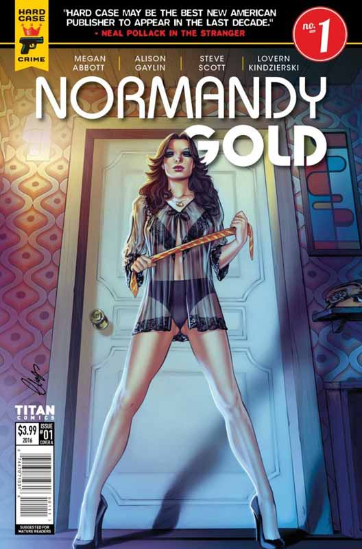Normandy Gold # 1