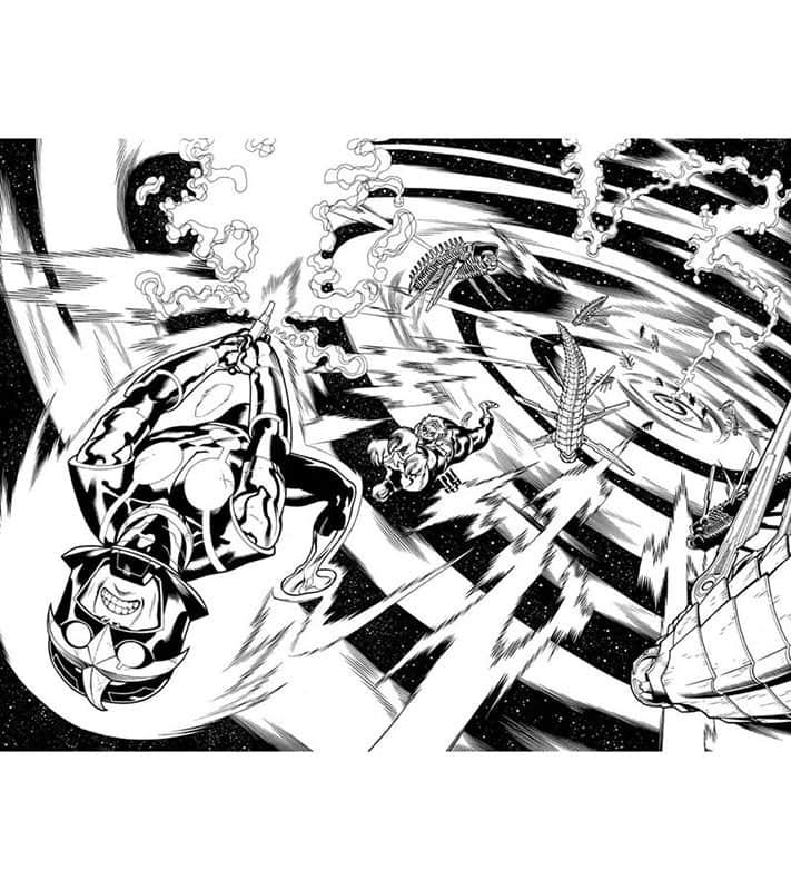 Nova # 5 pg12 & 13