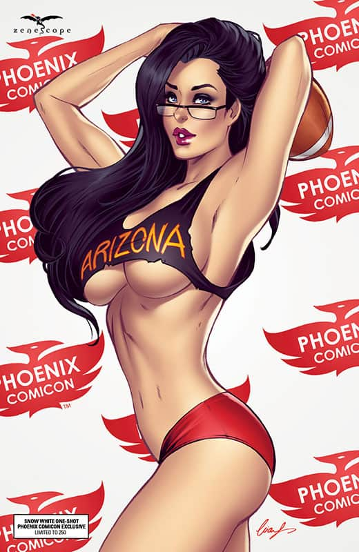 Snow White One-shot Phoenix Comic Con Variant