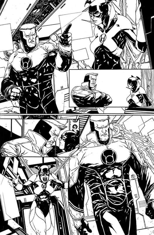 Red Lanterns #24 pg 2