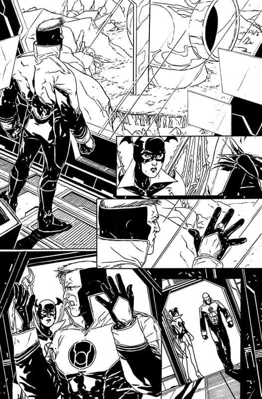 Red Lanterns #24 pg 3