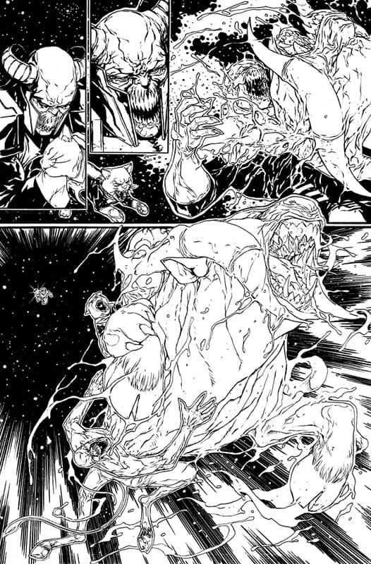 Red Lanterns #24 pg 8