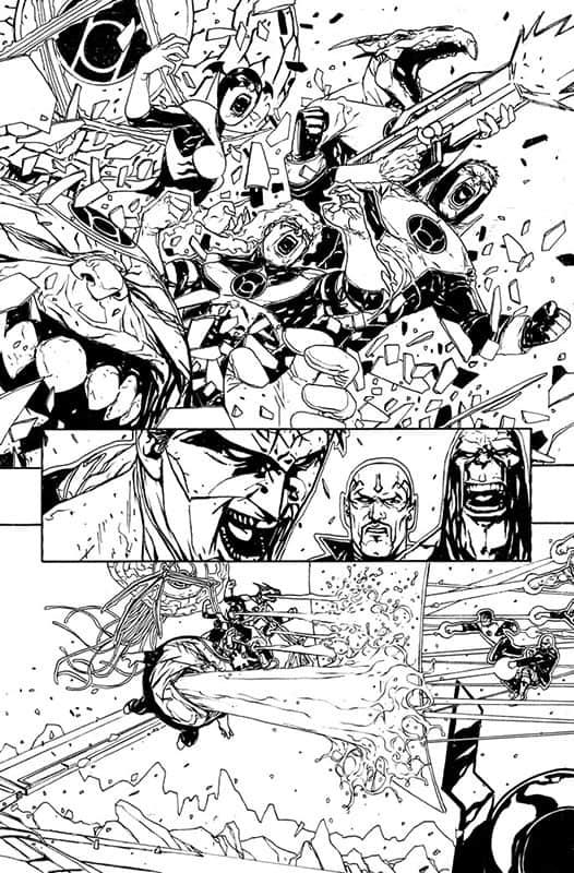 Red Lanterns #24 pg 9