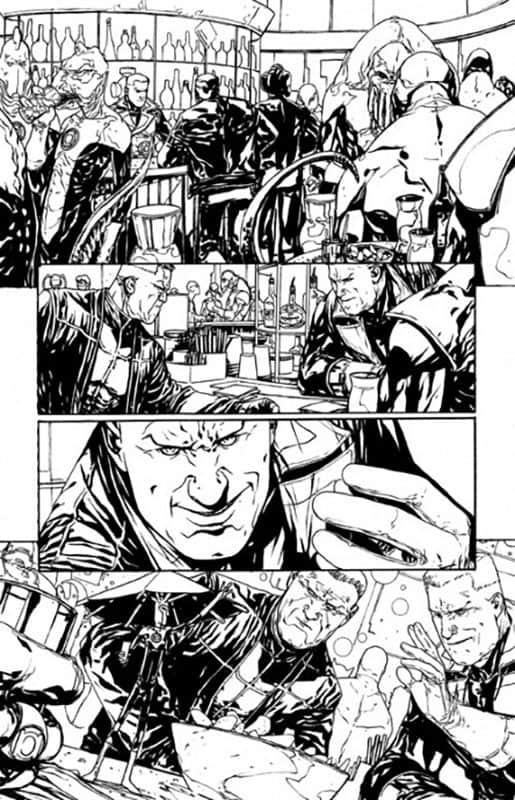 Red Lanterns # 21 pg11