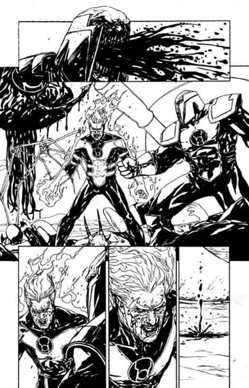 Red Lanterns # 21 pg13