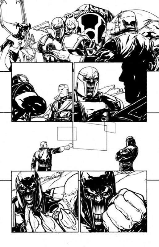 Red Lanterns # 21 pg15