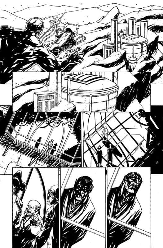 Red Lanterns #23 pg11