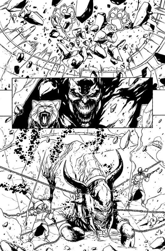 Red Lanterns #23 pg12
