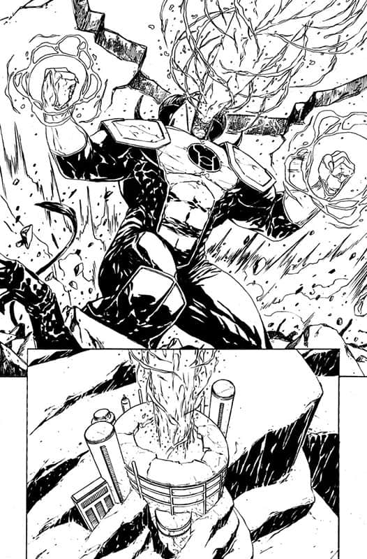 Red Lanterns #23 pg17