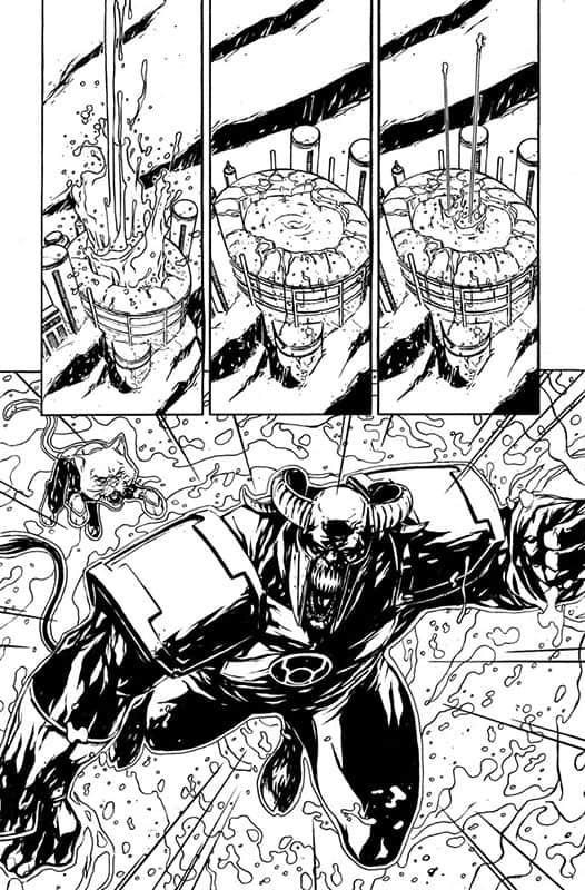 Red Lanterns #23 pg18