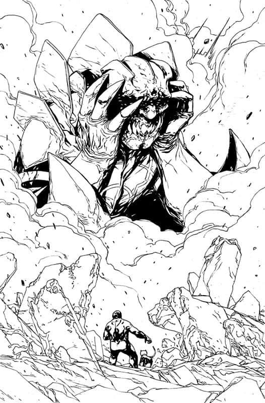 Red Lanterns #25 pg13