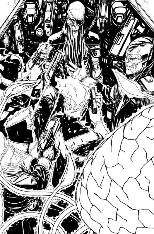 Red Lanterns #25 pg20