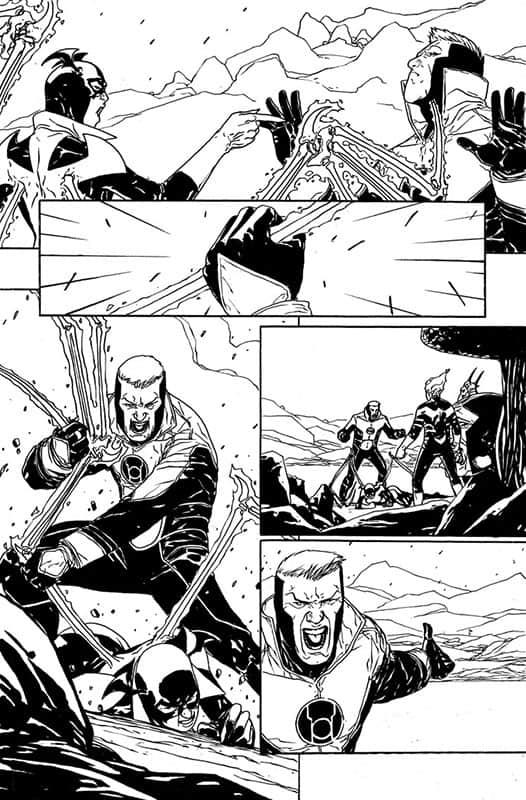 Red Lanterns #22 pg 9