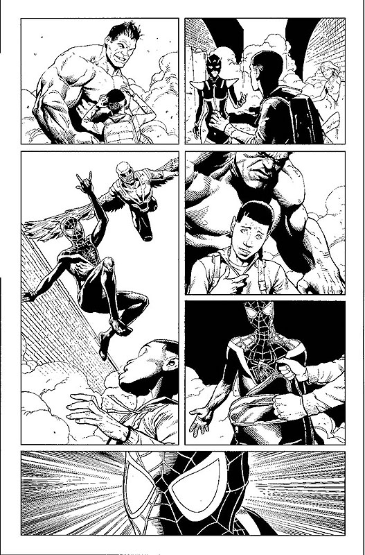 Secret Empire # 1 pg10