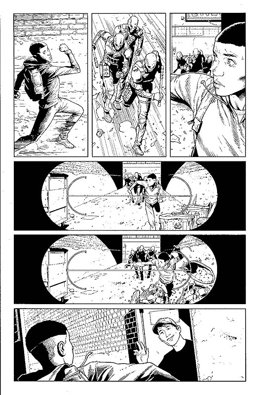 Secret Empire # 1 pg 8