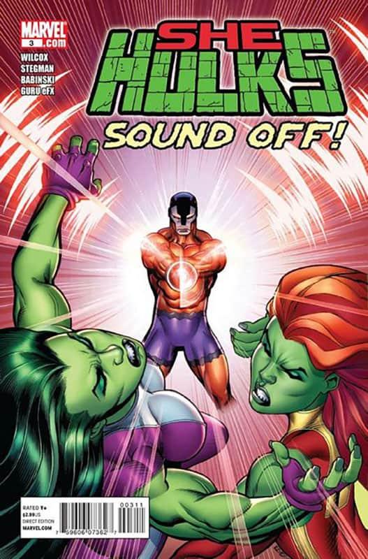 She Hulks # 3
