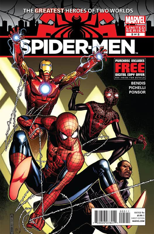 Spidermen # 5A