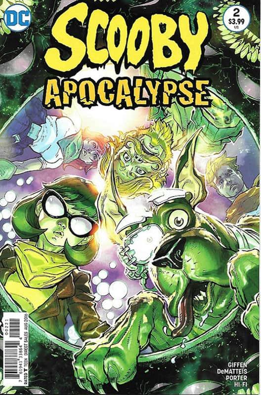 Scooby: Apocalypse # 2