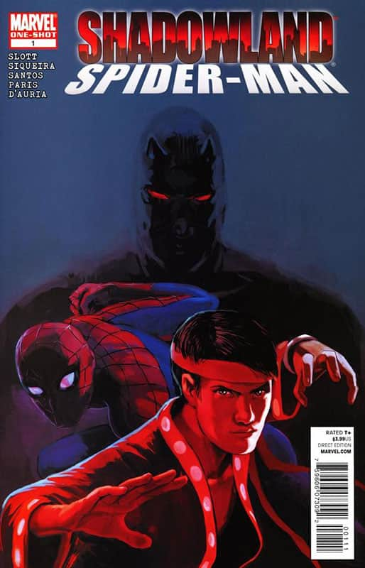 Shadowland: Spiderman #1