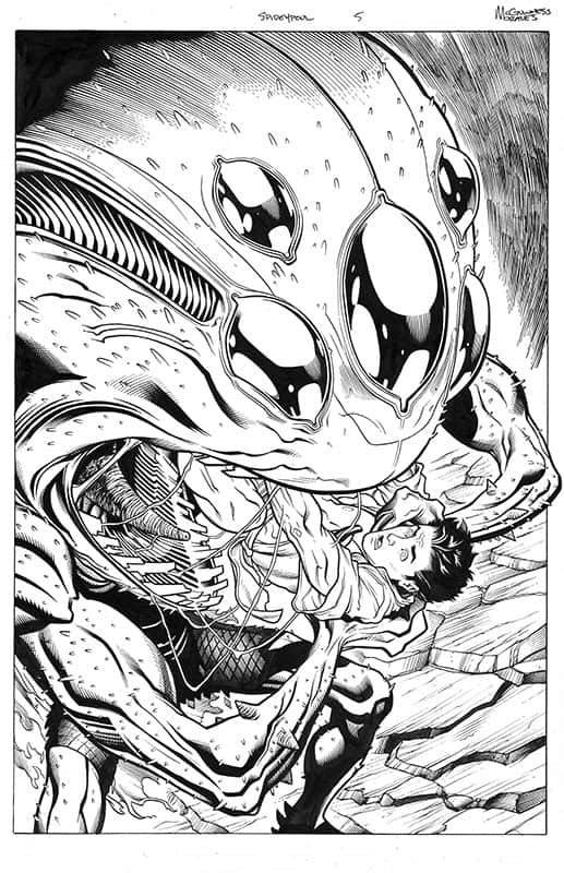 Spider-man / Deadpool # 5 pg 4