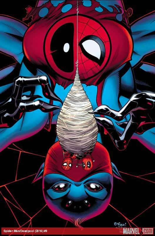 Spider-man / Deadpool # 9