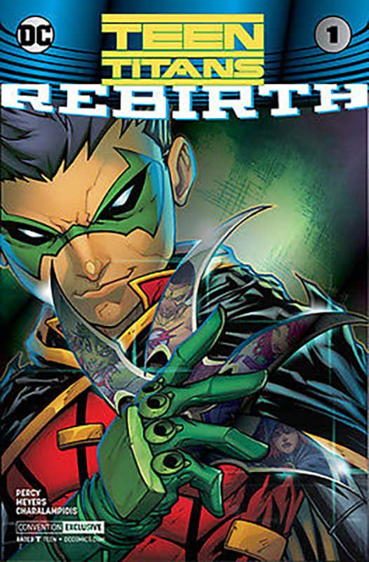 Teen Titans # 1 Rebirth