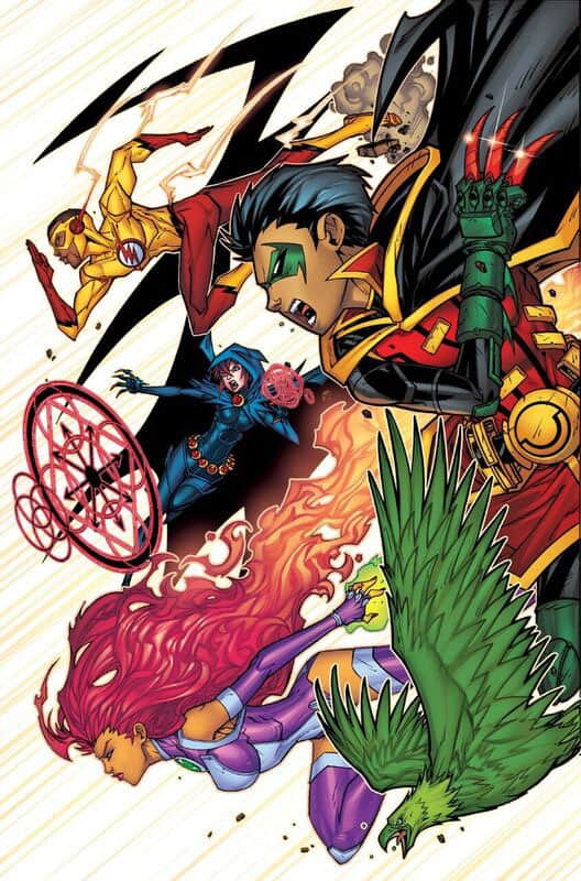 Teen Titans # 2 Rebirth