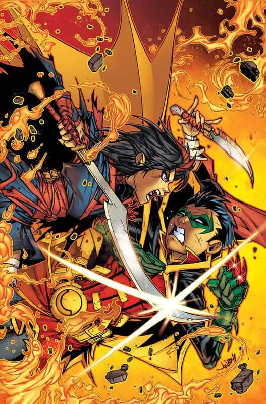 Teen Titans # 4 Rebirth