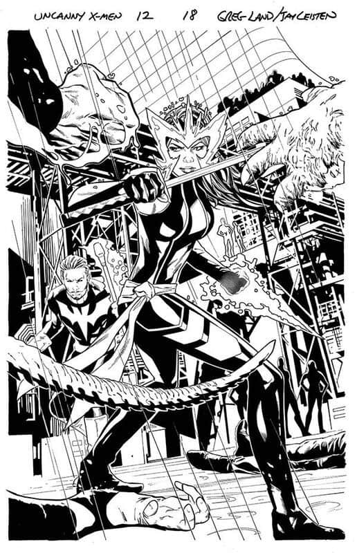 Uncanny X-Men #12 pg18