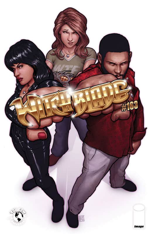 Witch Blade #163