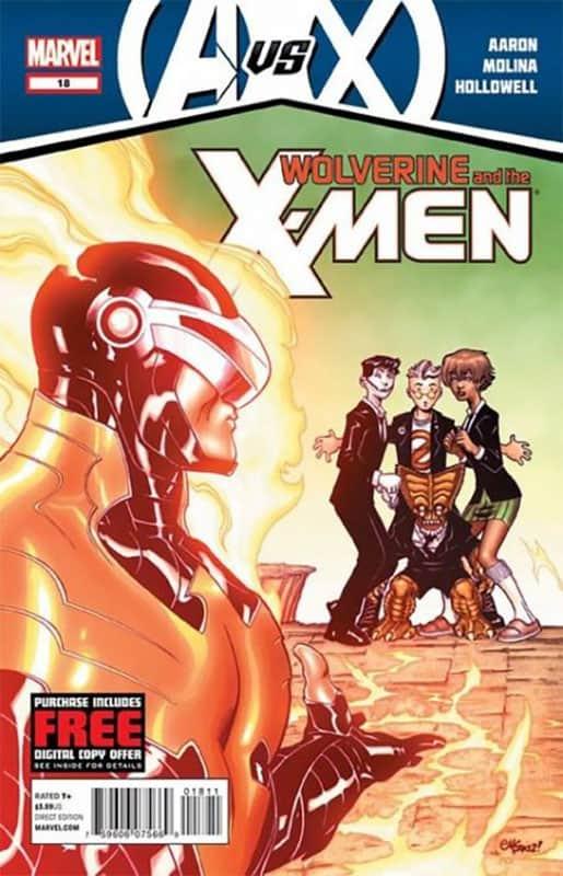 Wolverine & the X-Men #18