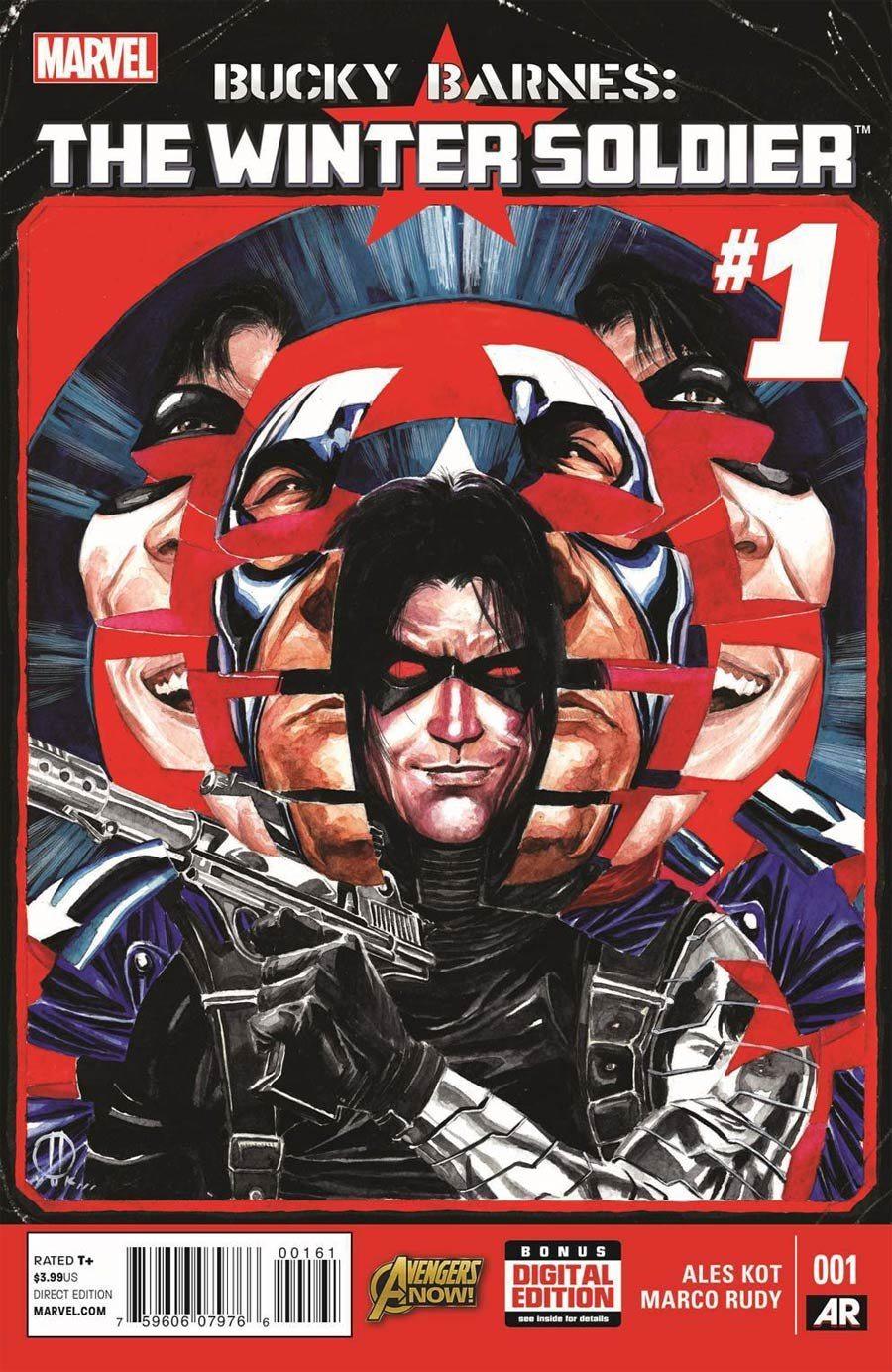 Bucky Barnes: Winter Soldier # 1