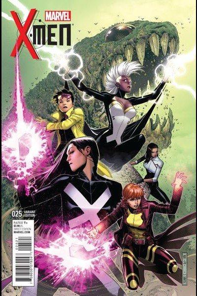 X-Men #25 Variant
