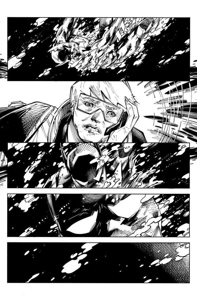 Batman Beyond #12 pg19