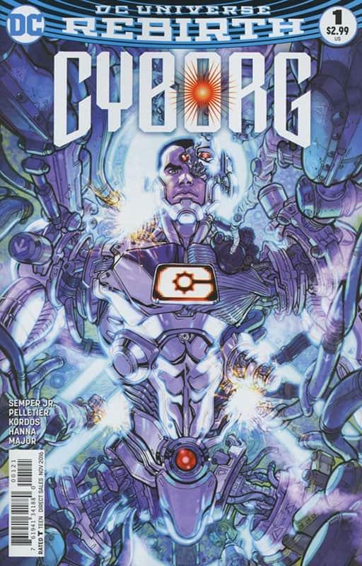 Cyborg # 1