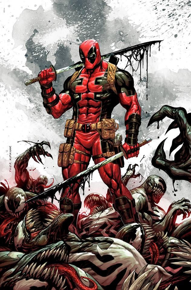 Deadpool Kills Marvel Again #1 KRS Variant